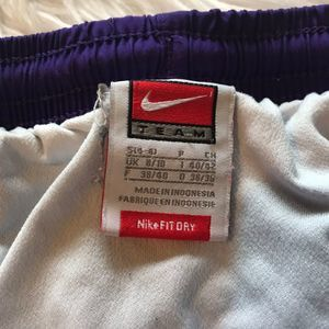 Nike LSU Fit Dry Athletic Shorts